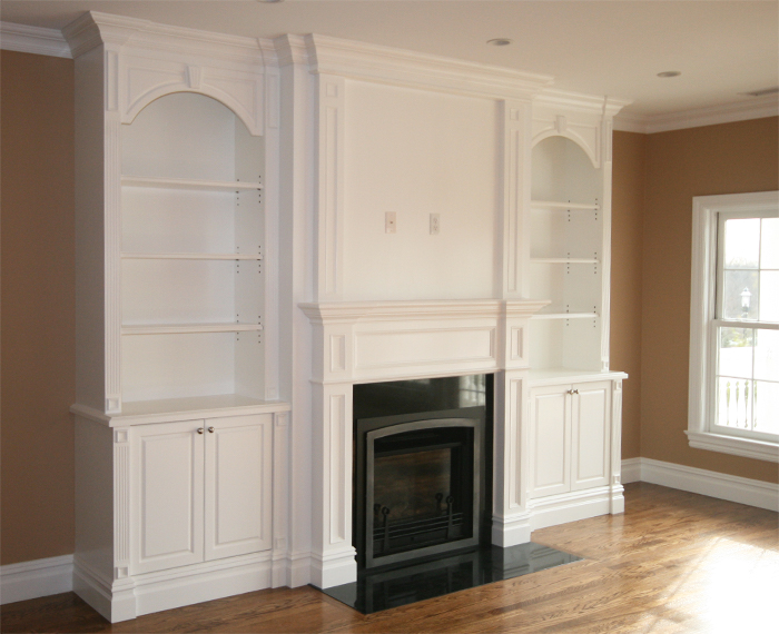 Installation, Fine Carpentry and Finishing